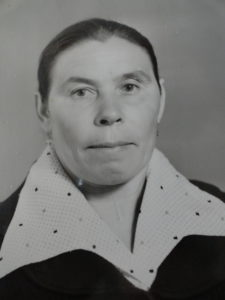 Хохлова Пелагея Николаевна