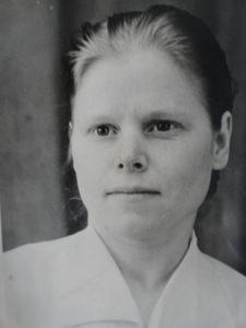 Анастасия Ивановна в молодости
