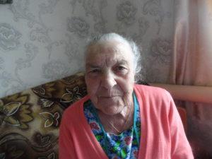 Морозова Мария Петровна