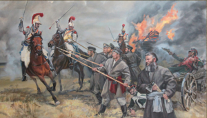 Народное ополчение в 1812 году
