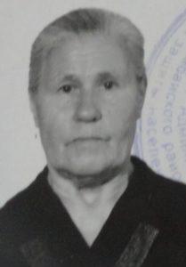 Телицина Мария Игнатьевна