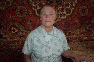 Агафонова (Климова) Клавдия Павловна