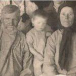 Плетнёвы Семен Павлович и Домна Андреевна - родители мужа