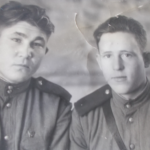 справа муж, Павел Семёнович