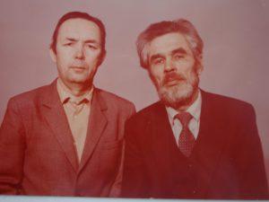 Марат Абдрахманович и Нуриман Каримович