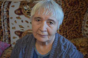 Рашида Салимовна