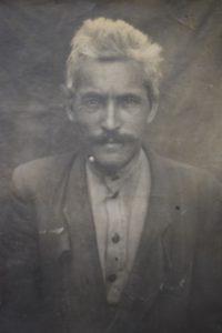Салим во время ареста, 1935 г.