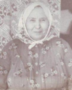 Фархибану Салимгареевна