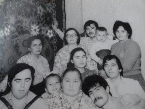 семья Фахретдиновой Фариды Салимовны