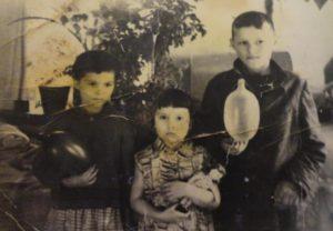1968 г. Альфия, Галя (дочь Галима), Галимьян