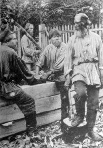 крестьяне XIX века