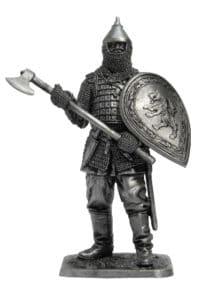 статуэтка Воин с топором