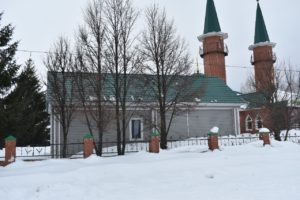 здание благотворительного центра