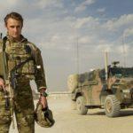 австралийский военнослужащий в Афганистане