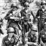 американские солдаты во Вьетнаме
