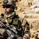 американский спецназовец