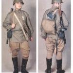 амуниция советского солдата, Великая Отечественная война