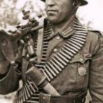 немецкий солдат Второй мировой