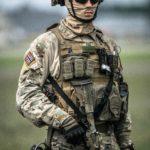 норвежский военнослужащий