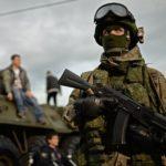 российский спецназовец